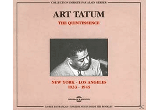 Art Tatum - The Quintessence 1933-194 - (CD)