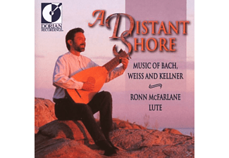 Ronn Mcfarlane - A Distant Shore - (CD)