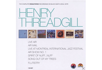 Henry Threadgill - Henry Threadgill - (CD)