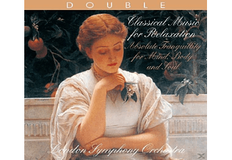 VARIOUS - Classical Music For Relaxation - (CD)