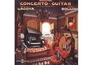 Alex Lagoya - Suite For Guitar & Jazz Piano Trio - (CD)
