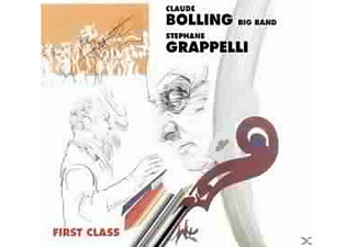 Claude Bolling - First Class - (CD)
