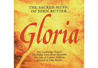Rutter,John/Cambridge Singers,The/+ - Gloria - (CD)