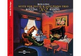 Claude Bolling - Suite For Flute And Jazz Piano Trio - (CD)
