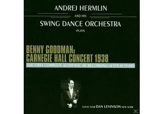 Swing Dance Orchestra - Benny Goodmans Original Carnegie Hall Concert [CD]