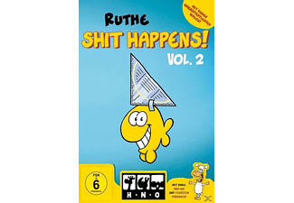 SHIT HAPPENS! 2 [DVD]