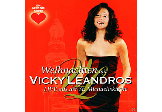Vicky Leandros - Weihnachten Mit Vicky Leandros - (CD)