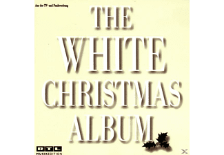 VARIOUS - THE WHITE CHRISTMAS ALBUM - (CD)