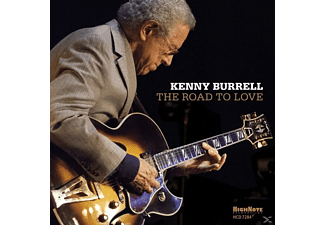 Kenny Burrell - The Road To Love - (CD)