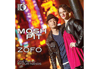 Zofo - Mosh Pit-One Piano Four Hands - (Blu-ray Audio)