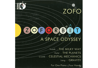 Zofo Duet - Zoforbit: A Space Odyssey - (Blu-ray Audio)