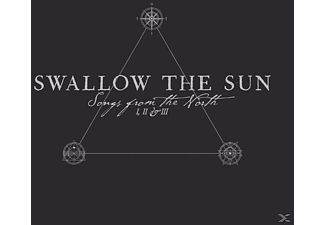 Swallow The Sun -  Songs From The North I, IΙ & IΙΙ [CD]
