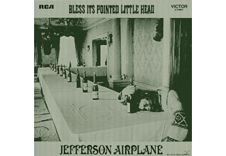 Jefferson Airplane - Bless Its Pointed Little Head - (CD)