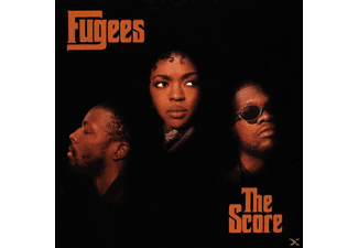The Fugees - The Score [CD]