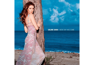 Céline Dion - A NEW DAY HAS COME - (CD)