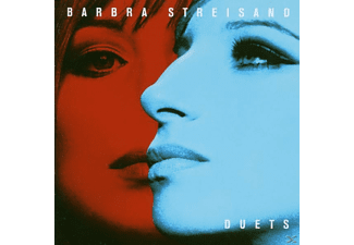 Barbra Streisand DUETS Pop CD