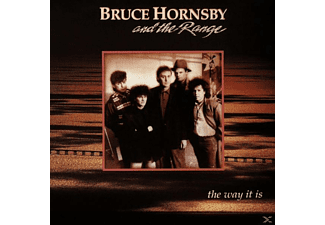 Bruce Hornsby & The Range - THE WAY IT IS [CD]
