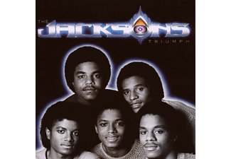 The Jackson 5 - Triumph - (CD)