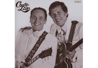 Chet Atkins, Atkins, Chet / Paul, Les - Chester And Lester [CD]