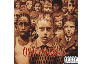 Korn - UNTOUCHABLES - (CD)