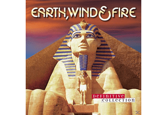 Earth, Wind & Fire - Definitive Collection [CD]