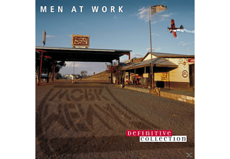 Men At Work - DEFINITIVE COLLECTION (DIGITAL REMASTERED) - (CD)