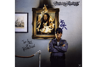 Suicidal Tendencies - The Art Of Rebellion [CD]