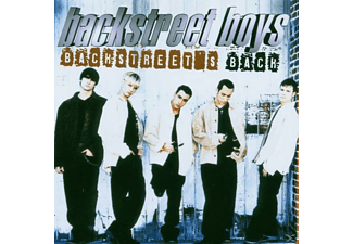 Backstreet Boys - Backstreet's Back [CD]