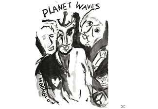 Bob Dylan - Planet Waves - (CD)