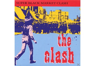 The Clash - SUPER BLACK MARKET CLASH - (CD)