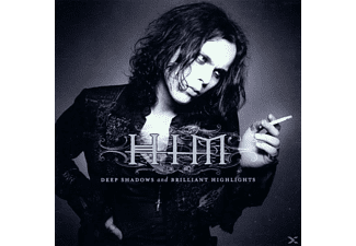 HIM - Deep Shadows And Brilliant Highlights [CD]