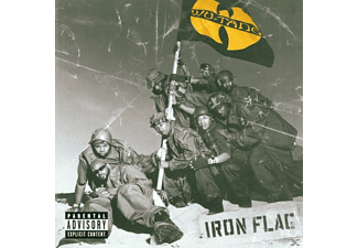 Wu-Tang Clan - Iron Flag - (CD)