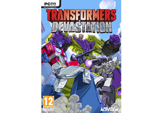 Transformers: Devastation PC