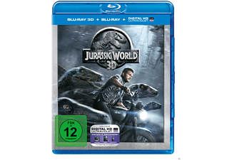 Jurassic World - (3D Blu-ray (+2D))