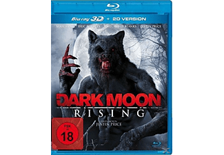 Dark Moon Rising - (3D Blu-ray)