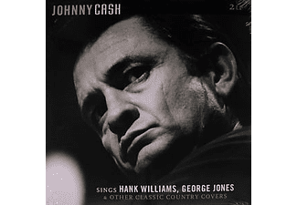 Johnny Cash - Sings Hank Williams, George Jones & Other Classic Country Covers (Vinyl LP (nagylemez))