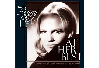 Peggy Lee - At Her Best (Vinyl LP (nagylemez))