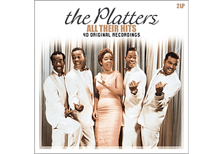 The Platters - All Their Hits (Vinyl LP (nagylemez))