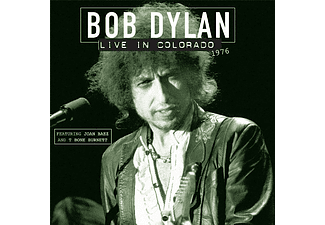 Bob Dylan - Live in Colorado 1976 (Vinyl LP (nagylemez))