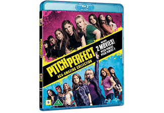 Pitch Perfect 1 + 2 Box Komedi Blu-ray