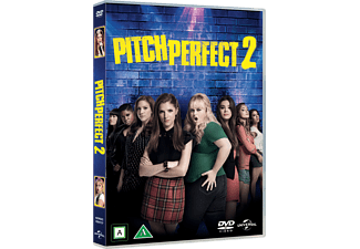 Pitch Perfect 2 Komedi DVD