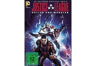 Justice League: Götter & Monster - (DVD)