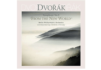 Berlin Philharmonic Orchestra, Ferenc Fricsay - Symphony No.9 - From The New World (Vinyl LP (nagylemez))