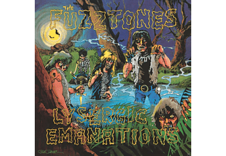The Fuzztones - Lysergic Emanations (UK Cover) - (Vinyl)