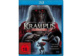 Krampus: The Christmas Devil - (Blu-ray)