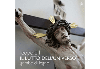 VARIOUS - Il Lutto Dell'universo (Wien 1668) - (CD)