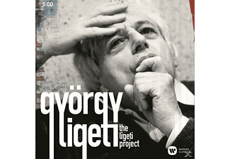 The Ligeti Project - The Ligeti Project - (CD)