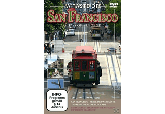 - A Taste of San Francisco - Views of a Legend [DVD]