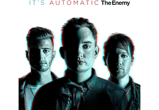 The Enemy - It's Automatic - (CD)