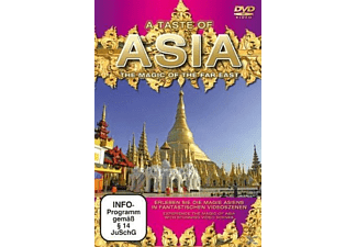 - A Taste of Asia - The magic of the Far East - (DVD)